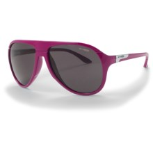 Arnette High Life Sunglasses in Magenta/Grey - Closeouts