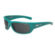 Arnette Wolfman Sunglasses in Light Blue/Grey - Closeouts