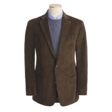 Arnold Brant Corduroy Sport Coat - Cotton-Cashmere (For Men) in Chocolate - Closeouts
