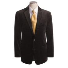 Arnold Brant Cotton Sport Coat (For Men) in Black - Closeouts