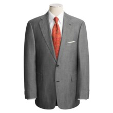 Arnold Brant Herringbone Sport Coat (For Men) in Black/Grey - Closeouts