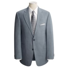 Arnold Brant Wool Pinstripe Suit (For Men) in Light Blue - Closeouts