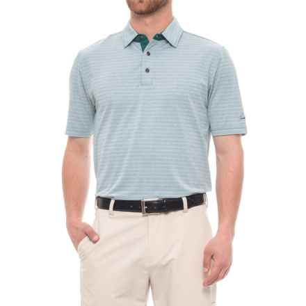 Arnold Palmer Ravines Golf Polo Shirt - UPF 20+, Short Sleeve (For Men) in Turf - Closeouts