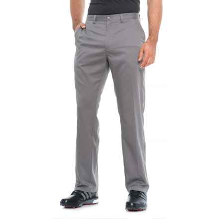 Arnold Palmer The Bog Golf Pants - UPF 25+ (For Men) in Charcoal - Closeouts