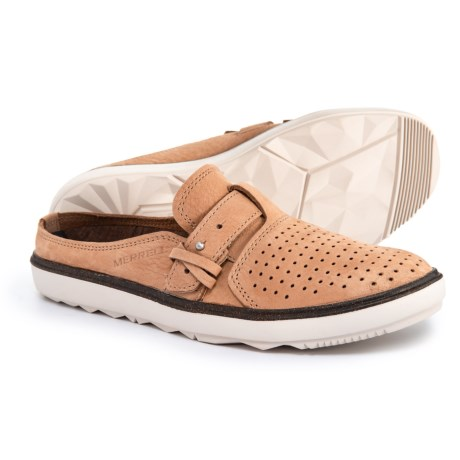 Image of Around Town Slip On Air Shoes - Leather (For Women)