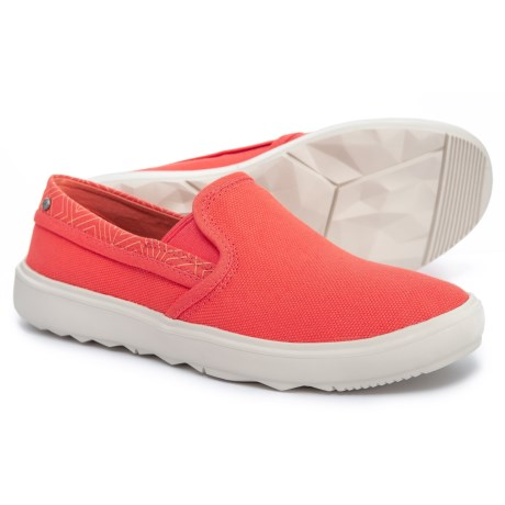 Image of Around Town Whitecap Shoes - Slip-Ons (For Women)