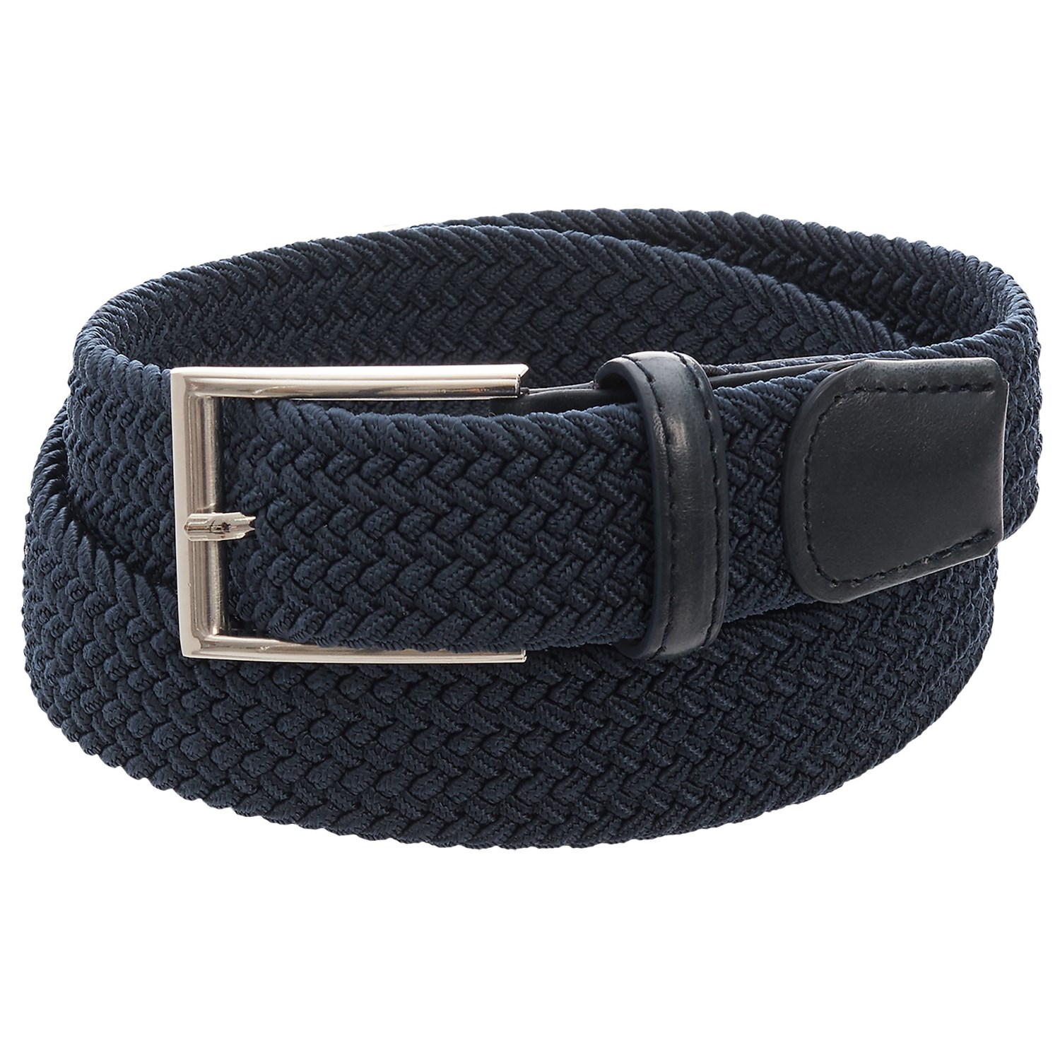 Arrow Elastic Braided Belt (For Men)