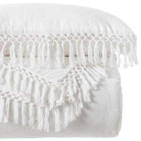 Image of Artelier Lasden Cotton Matelasse Comforter Set - King