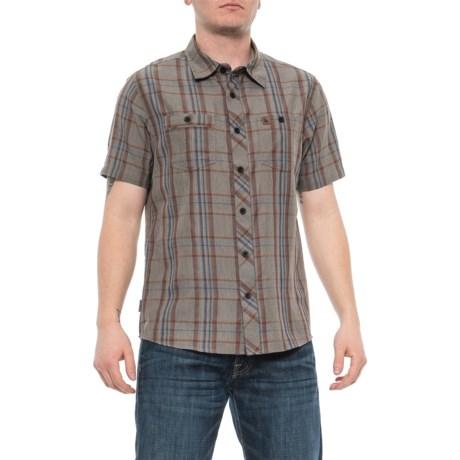 Image of Artesia Woven Shirt - Short Sleeve (For Men)