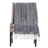 "Artisan de Luxe Stripe Throw Blanket - 50x60"""
