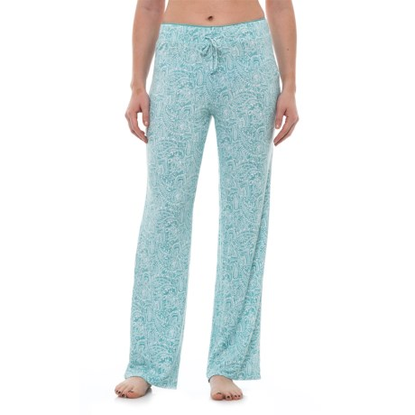 Artisan NY Reveryl Paisley Pants (For Women) in Mint
