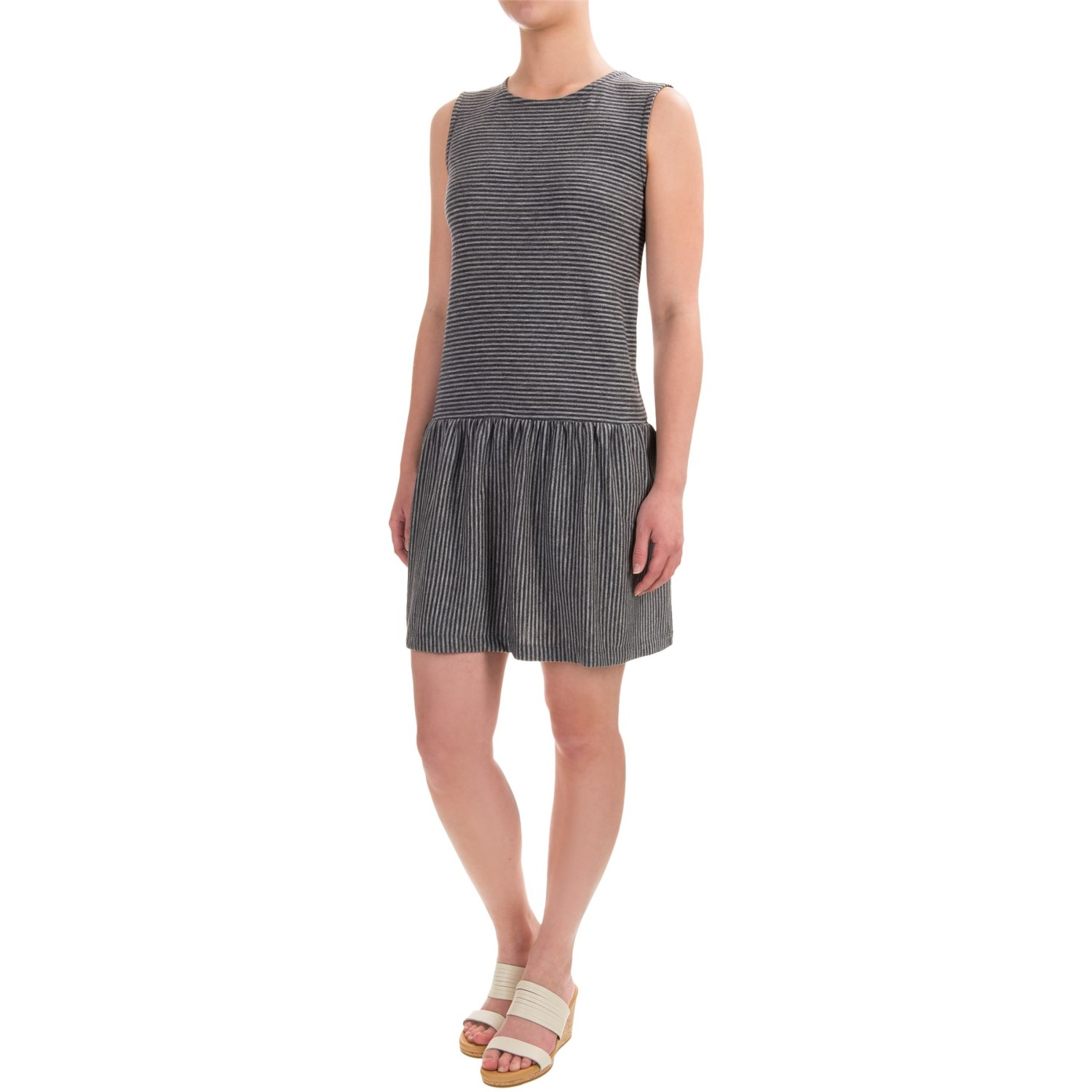 Artisan NY Striped Dress (For Women) - Save 81%