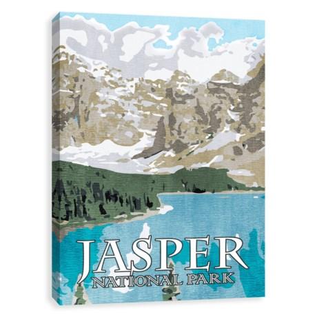"""Artissimo Designs 16x20"""" Canvas """"Jasper"""" Print in See Photo"""