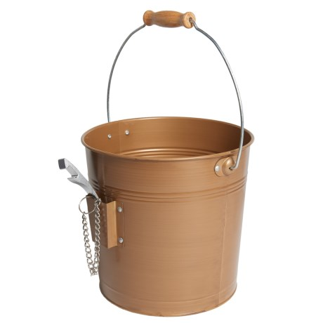 Artland Oasis Beverage Pail with Bottle Opener in Copper
