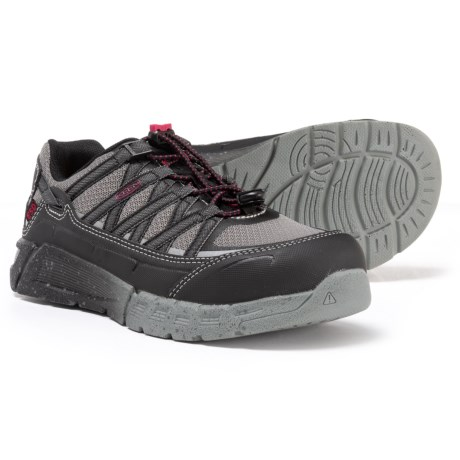 Image of Asheville ESD Aluminum Toe Work Shoes (For Women)