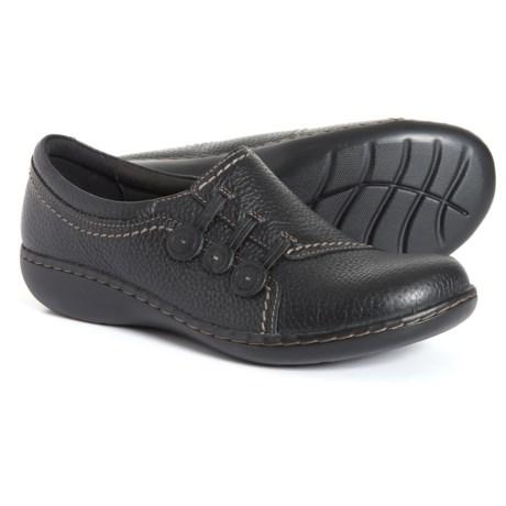Image of Ashland Effie Shoes - Leather, Slip-Ons (For Women)