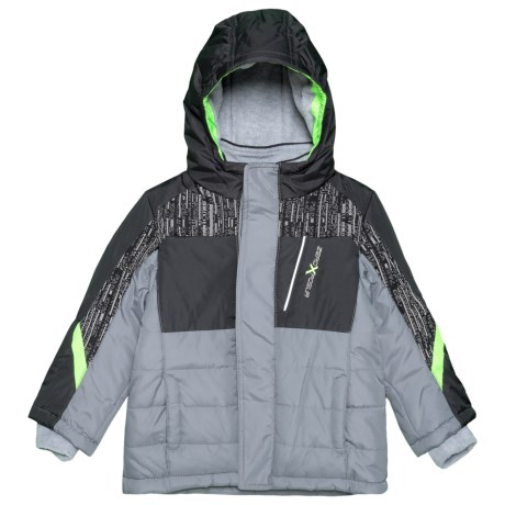 Image of Ashton Heavyweight Jacket - Insulated (For Toddler Boys)