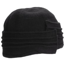 Asian Eye Beatrice Wool Cap (For Women) in Black - Closeouts