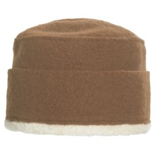 Asian Eye Juno Hat - Wool (For Women) in Camel - Closeouts