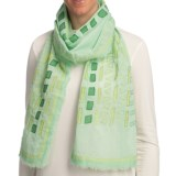Asian Eye Paseo Scarf (For Women)