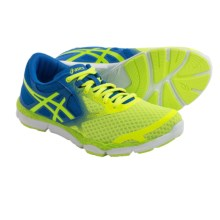 ASICS 33-DFA Running Shoes (For Women) in Flash Yellow/Powder Blue/White - Closeouts