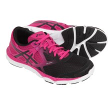 ASICS 33-DFA Running Shoes (For Women) in Onyx/Hot Pink/Black - Closeouts