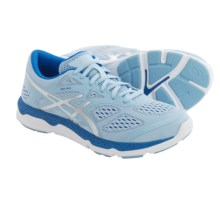 ASICS 33-FA Running Shoes (For Women) in Powder Blue/Lightng/Blue - Closeouts