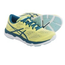 ASICS 33-FA Running Shoes (For Women) in Sun Lime/Moss Blue/White - Closeouts