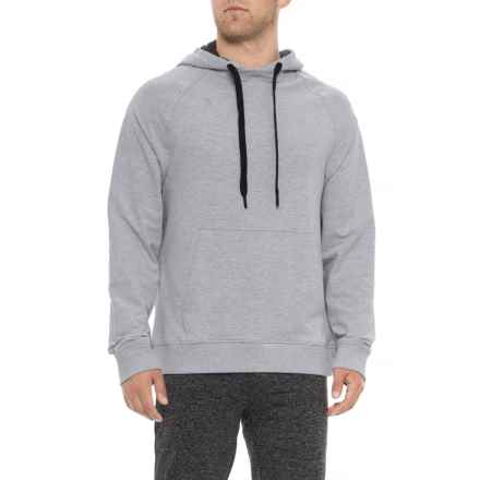 ASICS All Sport Hoodie (For Men) in Heather Grey