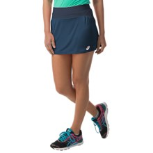 ASICS Athlete Skort (For Women) in Dark Cobalt - Closeouts