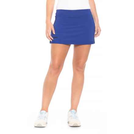ASICS Attacker Tennis Skort (For Women) in Royal - Closeouts