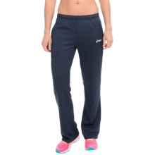 ASICS Cali Pants (For Women) in Navy/White - Closeouts