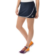 ASICS Club Skort (For Women) in Dark Cobalt - Closeouts