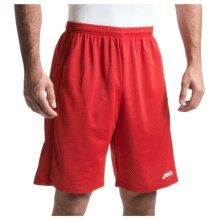 ASICS Cradle Shorts (For Men) in Red - Closeouts