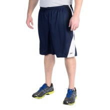 ASICS Crosse Basketball Shorts (For Men) in Navy/Black - Closeouts