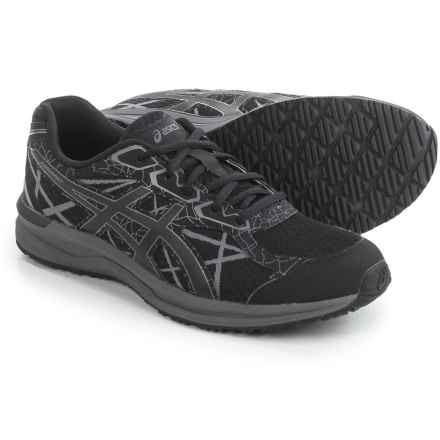 ASICS Endurant Running Shoes (For Men) in Black/Onyx/Carbon - Closeouts