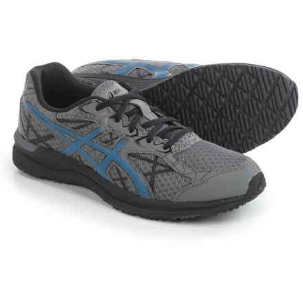 ASICS Endurant Running Shoes (For Men) in Carbon/Imperial/Black - Closeouts