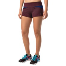 ASICS Fit-Sana Wrap Shorts (For Women) in Port Royale - Closeouts