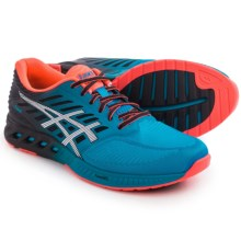 ASICS FuzeX Running Shoes (For Men) in Methyl Blue/White/Black - Closeouts