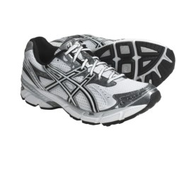 Asics GEL-1160 Running Shoes (For Men) in White/Black/Storm