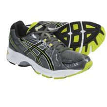 Asics GEL-1170 GS Running Shoes (For Kids and Youth) in Charcoal/Lightning/Lime - Closeouts