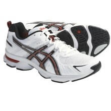 Asics GEL-260TR Running Shoes (For Men) in White/Black/Red - Closeouts
