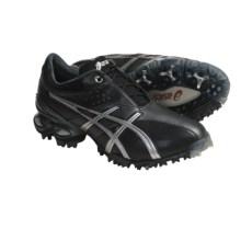 Asics GEL-Ace Golf Shoes (For Men) in Black/Silver - Closeouts