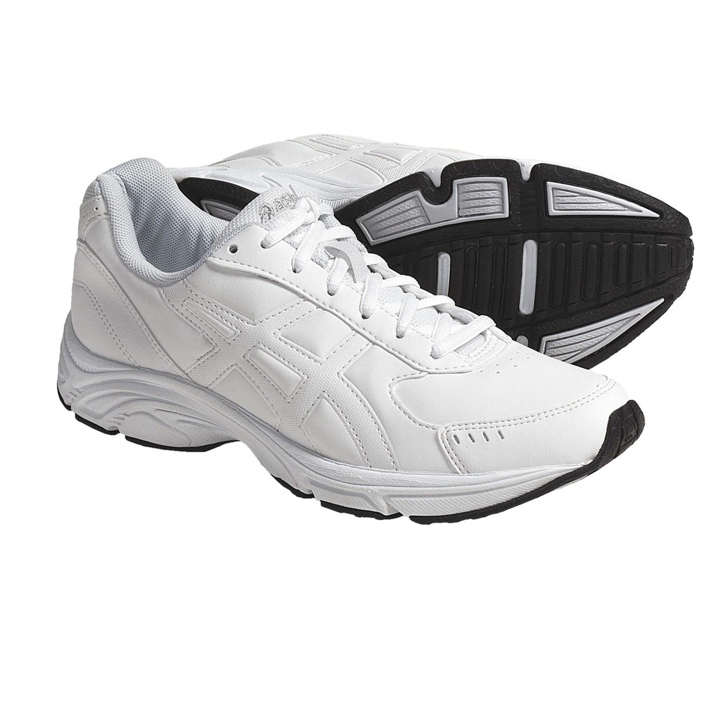 Asics GEL-Advantage Walking Shoes (For Women) in White/White