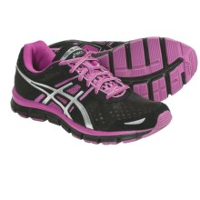 Asics GEL-Blur33 Running Shoes (For Women) in Black/Lightning Magenta - Closeouts