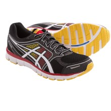 Asics Gel Chase Running Shoes (For Men) in Black/White/Red - Closeouts
