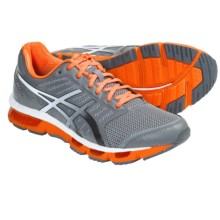 Asics GEL-Cirrus33 Running Shoes (For Men) in Storm/Black/Electric Orange - Closeouts