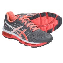 Asics GEL-Cirrus33 Running Shoes (For Women) in Storm/Electric Melon/Lightning - Closeouts