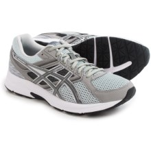 ASICS GEL-Contend 3 Running Shoes (For Men) in Light Grey/Titanium/Black - Closeouts