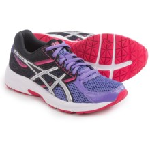 ASICS GEL-Contend 3 Running Shoes (For Women) in Iris/Silver/Black - Closeouts